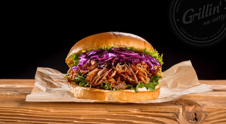 King of Queens Burger