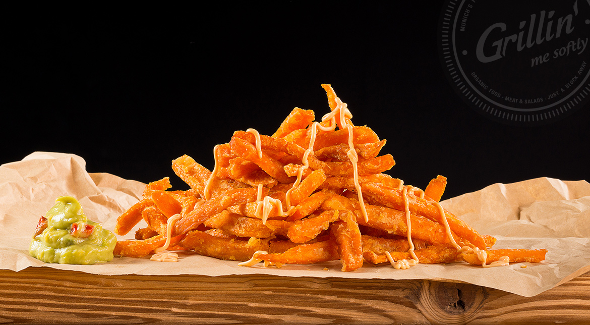 St. Louis Sweet Potato Fries