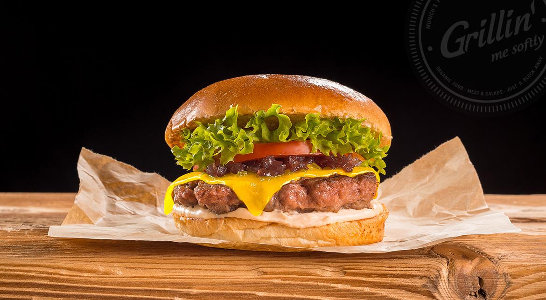 Big Grillin Burger