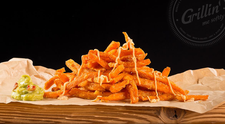 St. Louis Sweet Potato Fries